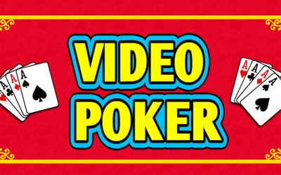 3 important aspects of video poker